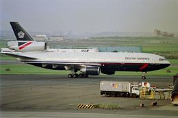 sakuraさんが、羽田空港で撮影したブリティッシュ・エアウェイズ DC-10-30の航空フォト(写真)
