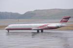 kumagorouさんが、福島空港で撮影した遠東航空 MD-83 (DC-9-83)の航空フォト(飛行機 写真・画像)