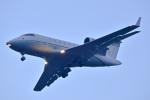 パンダさんが、成田国際空港で撮影したTAG エイビエーション・アジア CL-600-2B16 Challenger 605の航空フォト(飛行機 写真・画像)