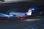pringlesさんが、羽田空港で撮影したアメリカ企業所有 G-Vの航空フォト(写真)