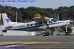 Chofu Spotter Ariaさんが、調布飛行場で撮影したアジア航測 208 Caravan Iの航空フォト(飛行機 写真・画像)