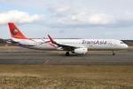 Gouei Changeさんが、新千歳空港で撮影したトランスアジア航空 A321-231の航空フォト(写真)
