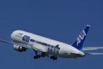 ひめまどんなさんが、伊丹空港で撮影した全日空 767-381/ERの航空フォト(飛行機 写真・画像)