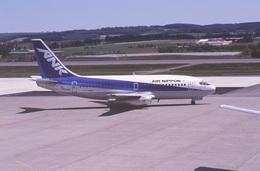 sasukeさんが、女満別空港で撮影したエアーニッポン 737-281/Advの航空フォト(飛行機 写真・画像)