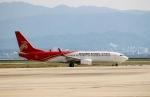 ハピネスさんが、関西国際空港で撮影した深圳航空 737-87Lの航空フォト(飛行機 写真・画像)
