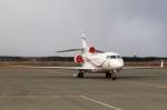 北の熊さんが、新千歳空港で撮影したKEYSTONE INTERNATIONAL CO. LTD Falcon 7Xの航空フォト(写真)