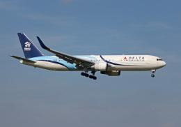 PGM200さんが、成田国際空港で撮影したデルタ航空 767-332/ERの航空フォト(写真)