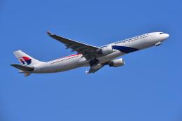 航空フォト:9M-MTD マレーシア航空 A330-300