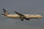 LEGACY-747さんが、成田国際空港で撮影したユナイテッド航空 777-224/ERの航空フォト(写真)