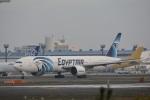 LEGACY-747さんが、成田国際空港で撮影したエジプト航空 777-36N/ERの航空フォト(飛行機 写真・画像)