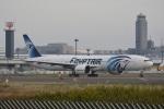 LEGACY-747さんが、成田国際空港で撮影したエジプト航空 777-36N/ERの航空フォト(写真)