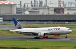 Dojalanaさんが、羽田空港で撮影したユナイテッド航空 777-222/ERの航空フォト(飛行機 写真・画像)