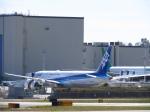 Thomas Pingさんが、ペインフィールド空港で撮影した全日空 787-9の航空フォト(写真)