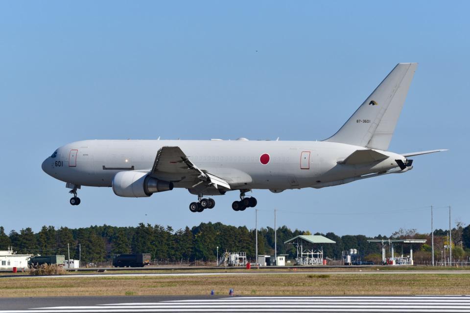 パンダさんの航空自衛隊 Boeing 767-200 (87-3601) 航空フォト
