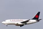菊池 正人さんが、ロサンゼルス国際空港で撮影したエア・カナダ 737-2T7/Advの航空フォト(写真)