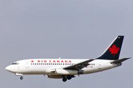 菊池 正人さんが、ロサンゼルス国際空港で撮影したエア・カナダ 737-2T7/Advの航空フォト(飛行機 写真・画像)