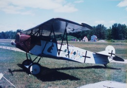 TKOさんが、オールド・ラインベック飛行場で撮影したドイツ陸軍 Fokkerの航空フォト(飛行機 写真・画像)