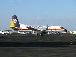ディオスダド・マカパガル国際空港 - Diosdado Macapagal International Airport [CRK/RPLC]で撮影されたエアリンク・インターナショナル・エアウェイズ - Air Link International Airwaysの航空機写真