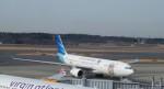 エアキヨさんが、成田国際空港で撮影したガルーダ・インドネシア航空 A330-341の航空フォト(写真)