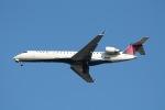 だいすけさんが、ジョン・F・ケネディ国際空港で撮影したゴージェット・エアラインズ CL-600-2C10 Regional Jet CRJ-700の航空フォト(写真)