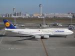 kakukiyoB77Wさんが、羽田空港で撮影したルフトハンザドイツ航空 747-830の航空フォト(写真)