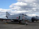 空の一つ星さんが、茨城空港で撮影した航空自衛隊 F-4EJ Kai Phantom IIの航空フォト(写真)