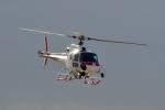 E-75さんが、函館空港で撮影した中日本航空 AS350B3 Ecureuilの航空フォト(写真)