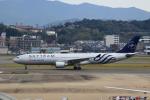MOHICANさんが、福岡空港で撮影したチャイナエアライン A330-302の航空フォト(写真)