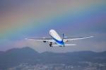 Fatman125さんが、伊丹空港で撮影した全日空 777-281の航空フォト(飛行機 写真・画像)