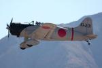 AkiChup0nさんが、ネリス空軍基地で撮影したアメリカ個人所有 BT-15 Valiantの航空フォト(写真)