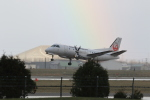 とろーるさんが、札幌飛行場で撮影した日本エアコミューター 340Bの航空フォト(写真)