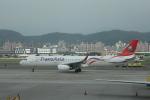 YANJIEさんが、台北松山空港で撮影したトランスアジア航空 A321-231の航空フォト(写真)