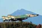 うめやしきさんが、茨城空港で撮影した航空自衛隊 RF-4E Phantom IIの航空フォト(飛行機 写真・画像)