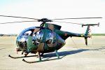 うめやしきさんが、茨城空港で撮影した陸上自衛隊 OH-6Dの航空フォト(飛行機 写真・画像)