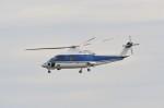 @あきやんさんが、名古屋飛行場で撮影した三菱商事 S-76C++の航空フォト(写真)