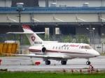 kaeru6006さんが、成田国際空港で撮影したエア・メディカル・サービス BAe-125-800Aの航空フォト(写真)