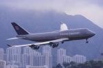 Yossy96さんが、啓徳空港で撮影したユナイテッド航空 747-422の航空フォト(飛行機 写真・画像)