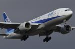 nob24kenさんが、新千歳空港で撮影した全日空 777-281/ERの航空フォト(写真)