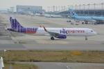 シュウさんが、関西国際空港で撮影した香港エクスプレス A321-231の航空フォト(写真)
