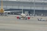 シュウさんが、関西国際空港で撮影したマレーシア個人所有 737-82Z BBJ2の航空フォト(写真)