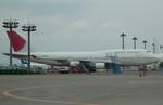 Hikobouzさんが、成田国際空港で撮影したアエロセール インク 747-446の航空フォト(写真)