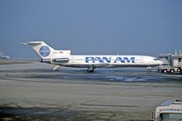 Gambardierさんが、インディアナポリス国際空港で撮影したパンアメリカン航空 727-221/Advの航空フォト(飛行機 写真・画像)