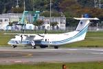 あしゅーさんが、福岡空港で撮影した海上保安庁 DHC-8-315Q MPAの航空フォト(飛行機 写真・画像)