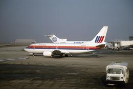 Gambardierさんが、インディアナポリス国際空港で撮影したユナイテッド航空 737-322の航空フォト(飛行機 写真・画像)