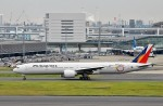 Dojalanaさんが、羽田空港で撮影したフィリピン航空 777-36N/ERの航空フォト(写真)