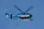Y-Kenzoさんが、徳島空港で撮影した徳島県警察 EC135T2+の航空フォト(写真)