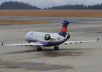 ふじいあきらさんが、広島空港で撮影したアイベックスエアラインズ CL-600-2C10 Regional Jet CRJ-702の航空フォト(写真)