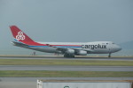 KKiSMさんが、香港国際空港で撮影したカーゴルクス 747-4R7F/SCDの航空フォト(写真)