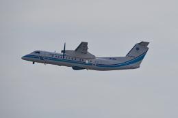 tsubasa0624さんが、羽田空港で撮影した海上保安庁 DHC-8-315 Dash 8の航空フォト(写真)