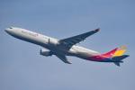 tsubasa0624さんが、羽田空港で撮影したアシアナ航空 A330-323Xの航空フォト(飛行機 写真・画像)